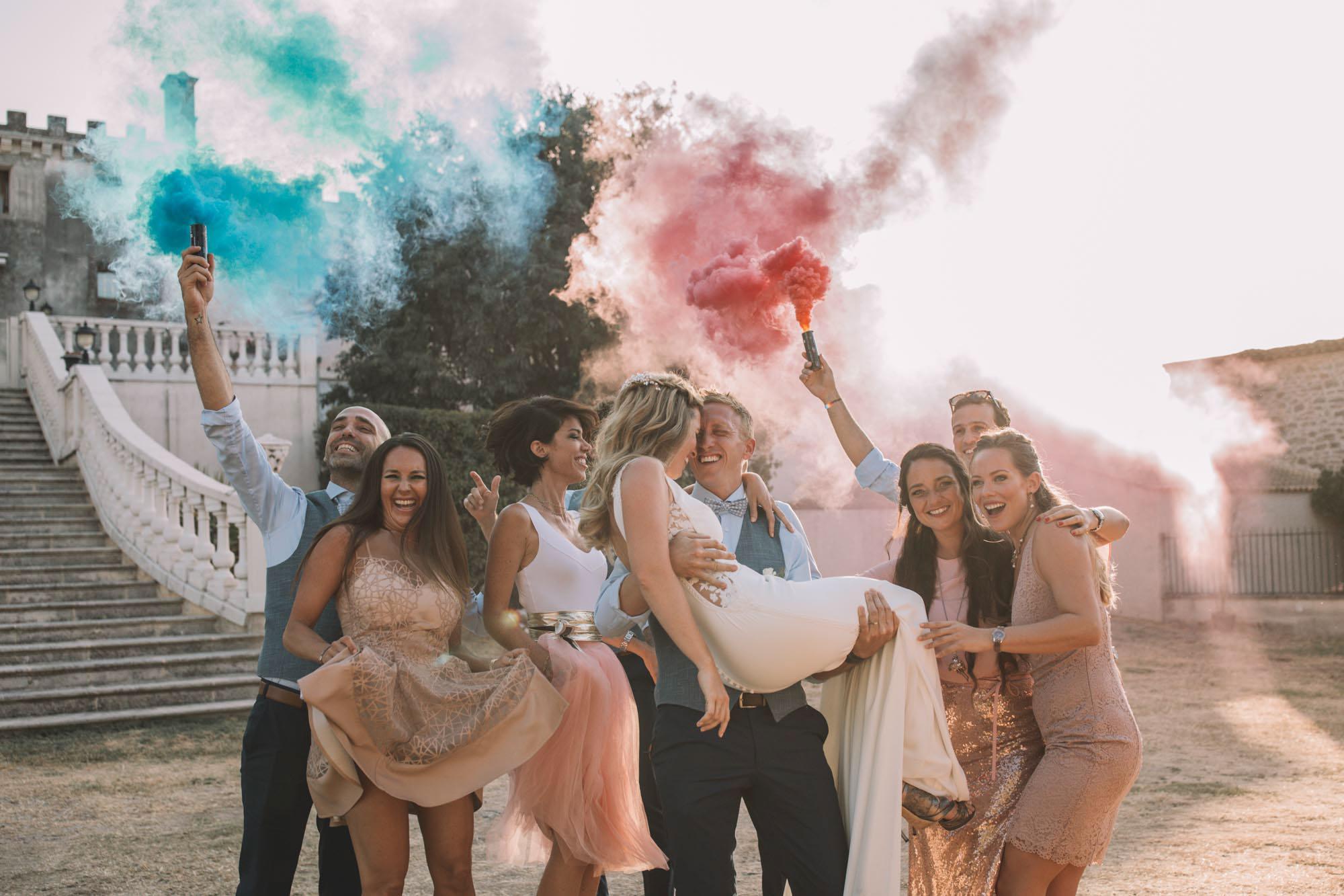 MATHILDE + PIERRICK_CHATEAU D'AGNAC_PHOTOGRAPHE_MARIAGE_LES BANDITS